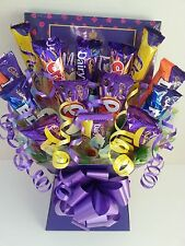 CADBURYS Chocolate Selection Bouquet Sweet Tree Explosion Hamper - Perfect Gift