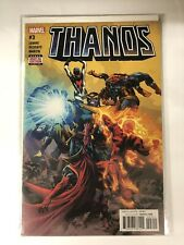 Thanos #3 A Cover 1st Print Marvel Comics Bagged And Boarded.