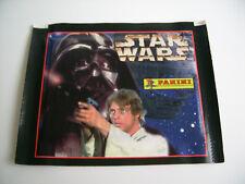 Panini: Star Wars Trilogie 1997, 1 volle Tüte, Motiv Luke Skywalker, toprar !!!