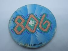 Pogs Animage Edition Limited Peugeot 806 World Pog Federation