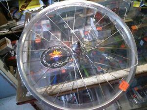 Mid School Powerlite BMX Rear Sealed wheel 20x1 3/8 28 hole