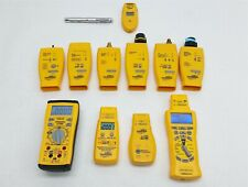 New listing Fieldpiece Hg3 Lt17Aw Wireless Hvac Analyzer+Et2W+Eh4W+Amn2+A th4+More Lot 12