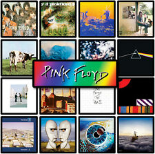 PINK FLOYD 17 pack rock album cover discography magnets lot - animals, the wall