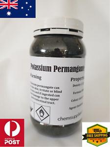 Potassium Permanganate 500g (Condy's Crystals)