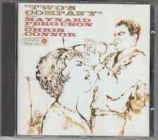 MAYNARD FERGUSON & CHRIS CONNOR TWO'S COMPANY CD