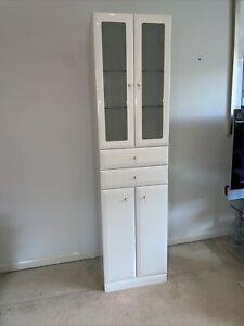 White Tall Cabinet (Roper Rhodes)