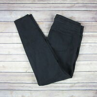 J.JILL Women's 5-Pocket Leggings Jeans SIZE 10 Dark Gray