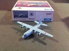Herpa Wings 1:500 - Japan Air Self Defense Force - C-130H Hercules - Blau rar!!!