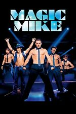 Magic Mike Poster Length :500 mm Height: 800 mm  SKU: 2834
