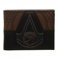 Assassins Creed Origins Bi-Fold Mens Wallet OFFICIALLY LICENSED Bioworld Game