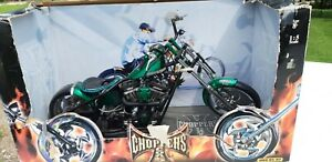 West Coast Choppers 1:5 Scale, 2004 Still in banged up box so not perfect.