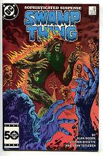 Swamp Thing 42 2nd Series Dc 1985 Nm- Alan Moore John Totleben Zombies
