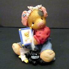 This Little Piggy Tlp 1996 Enesco I Mess You 257621 I Miss You Pig Piglet Gift