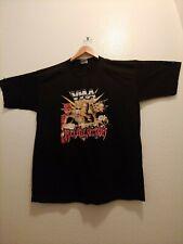 WWA Revolution Shirt, Size Small, WWE, WCW, Macho Man Randy Savage 2XL
