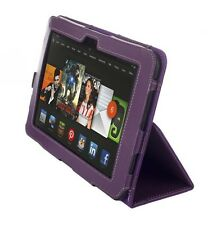 """Kyasi Seattle Classic Tablet Folio Case for Amazon Kindle Fire HD 8.9"""""""