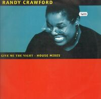 Randy Crawford - Give Me The Night (House Mixes) - Wea 1995 - Ger