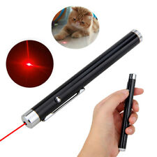 Penna Puntatore Laser Luce Rosso <1mW 650nm Legale Pointer Professionale NERO