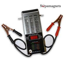 Digital Battery Load Tester 6-12 Volt | for Car Boat Bike Truck | 6V-12V 100 AMP