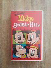 Disney vhs mickys größte Hits disney Sammler