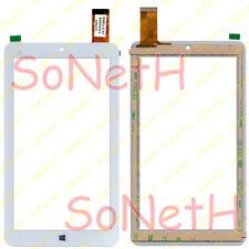 Touch Screen Trekstor SurfTab Wintron 7.0 ST70416-6 Vetro Digitizer Bianco