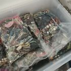 2kg Job Lot Mixed Costume Jewellery Bundle Craft Bead Resell Upcycle
