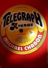 Telegraph Avenue: A Novel by Chabon, Michael new paperback book Book Club ed.