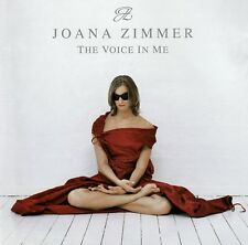 JOANA ZIMMER : THE VOICE IN ME / CD - NEUWERTIG