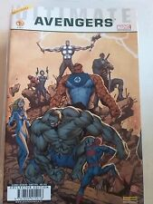 marvel ,ULTIMATE AVENGERS,1,B,occ;collector edition