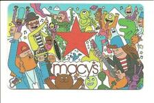 Macy's Crazy Band Gift Card No $ Value Collectible Macys