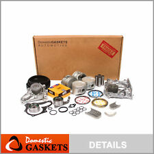 Fits 90-95 Toyota Celica MR2 Camry 2.2L DOHC Overhaul Engine Rebuild Kit 5SFE