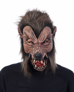 Zagone Gnarly Classic Wolf Werewolf with Moving Mouth Open Back Cool Comfortable