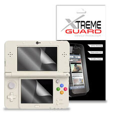 Genuine XtremeGuard LCD Screen Protector Skin Cover For Nintendo 3DS (2015)