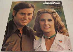 Tammy Wynette & George Jones We Go Together 1971 Netherlands Epic Vinyl LP Album