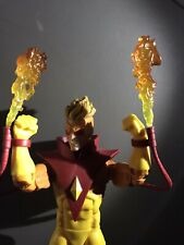 Custom 6? Marvel Legends Pyro Flame Effects (Only) Blob Rogue X-men Apocalypse