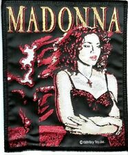 MADONNA 'LIKE A PRAYER'  sew on woven patch