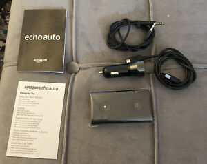 Amazon Echo Car Unit. Brand New. Box Ripped. Alexa, iPhone And Android.