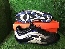Nike Match Mercurial R9 2000 silver FG SG vapor I II III IV V 9,5 10,5 44,5