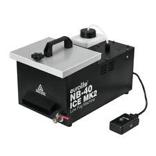EUROLITE NB-40 MK2 ice low fog machine GHIACCIO SECCO tipo Effetto DJ Discoteca