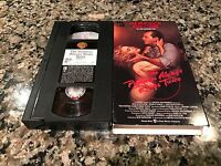The Postman Always Rings Twice VHS! 1981 Nice Warner Brothers Print! Drama