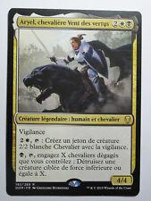Aryel, chevalière Vent des vertus Dominaria     Mtg magic VF