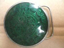 Bucle de Cinturón Metal Massif Bergamot Brass Works 1974