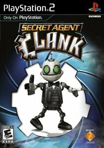 Secret Agent Clank - PlayStation 2 NEW!