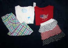 Children's place Girls 3T Mixed clothing lot of 4 Brand New Tops capri skort NWT