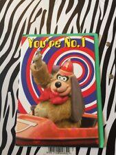 "BN  ""You're No 1 "" With Fleegle The Beagle The Banana Splits Card"