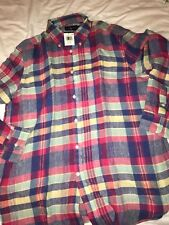 New women ladies polo Ralph Lauren Linel shirt blouse XL