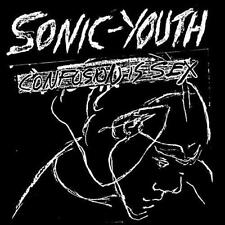 Sonic Youth - Confusion Is Sex 180G WHITE VINYL LP REISSUE SEALED NEW w/ INSERT