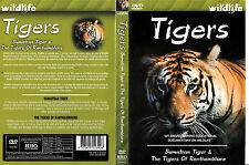 Wildlife:Tigers-2004-Documentary-HHO Multimeadia-DVD