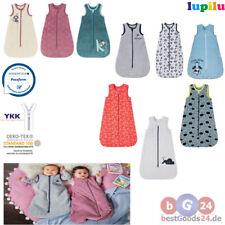 Baby Schlafsack Schlafjacke Jungen Mädchen Reißverschluss 70-110 warm-kuschelig