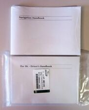 2003 2004 2005 2006 JAGUAR XK XKR OWNERS MANUAL w NAV HNBK COUPE CONVERTIBLE NEW