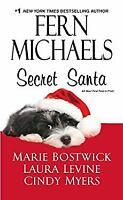 Secret Santa Hardcover Fern, Bostwick, Marie, Levine, Laura Michaels